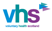 voluntary health scotland logo