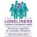 VHS Annual Conference and AGM: Loneliness - A threat to Scotland's Health