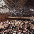 Scottish Parliament Chamber image