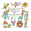 A Weighty Issue: Understanding and Action on Health and Obesity Graphic